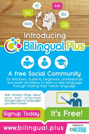 Bilingual plus