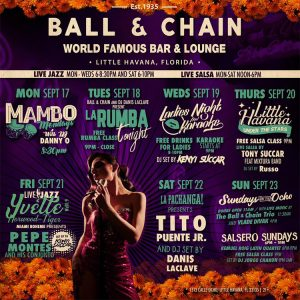 The Best Parties are in Ball & Chain - My Deals Today South Florida
